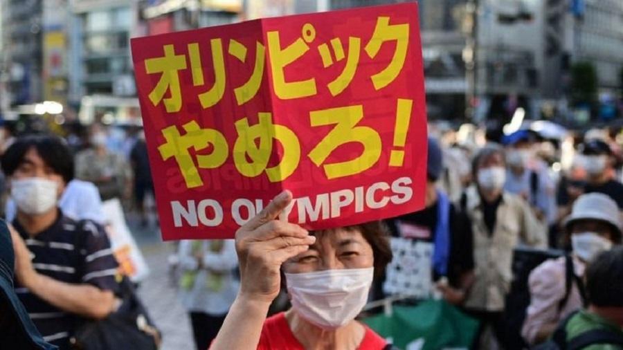 Dois terços da população japonesa se opõem à Olimpíada de Tóquio - Getty Images