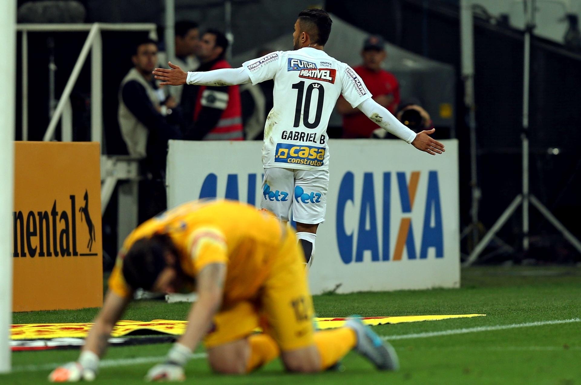 Gabigol diz que Santos não pode respeitar