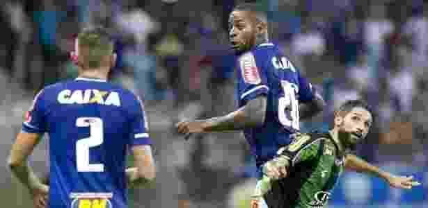 Última partida do defensor havia sido feita em 28 de fevereiro de 2016, contra o América - Washington Alves/Light Press/Cruzeiro