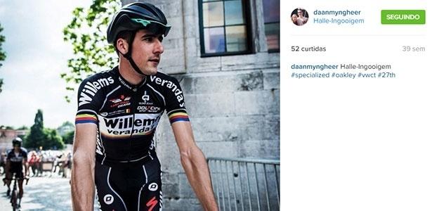 Daan Myngheer tinha 22 anos - Reprodução/Instagram