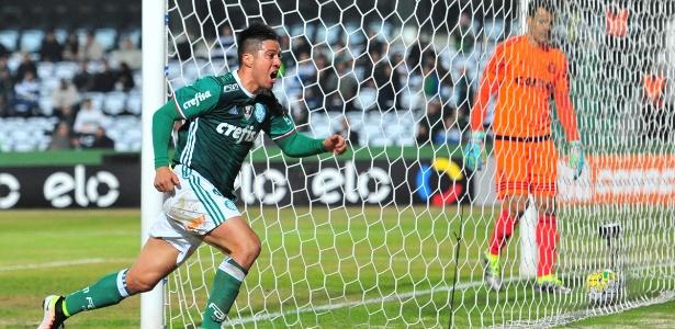 Xodó da torcida, Cristaldo pode deixar o Palmeiras em breve
