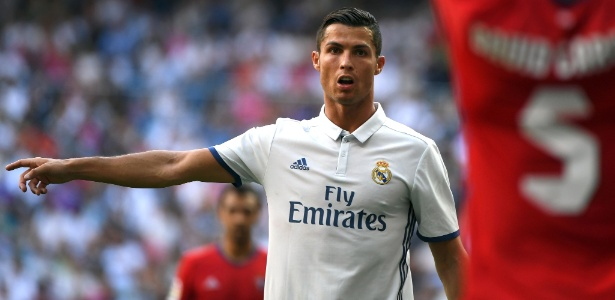 Cristiano voltou a jogar no Campeonato Espanhol