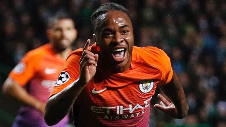 Sterling, do Manchester City, está lesionado e não encara o Brasil - Reuters / Lee Smith