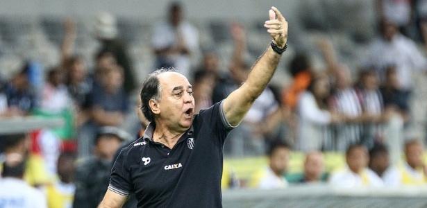 Com Marcelo Oliveira, no ano passado, o Atlético se classificou para a Libertadores e foi finalista da Copa do Brasil - Bruno Cantini/Clube Atlético Mineiro