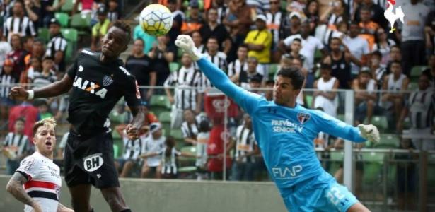 Renan Ribeiro teve uma oportunidade na temporada passada