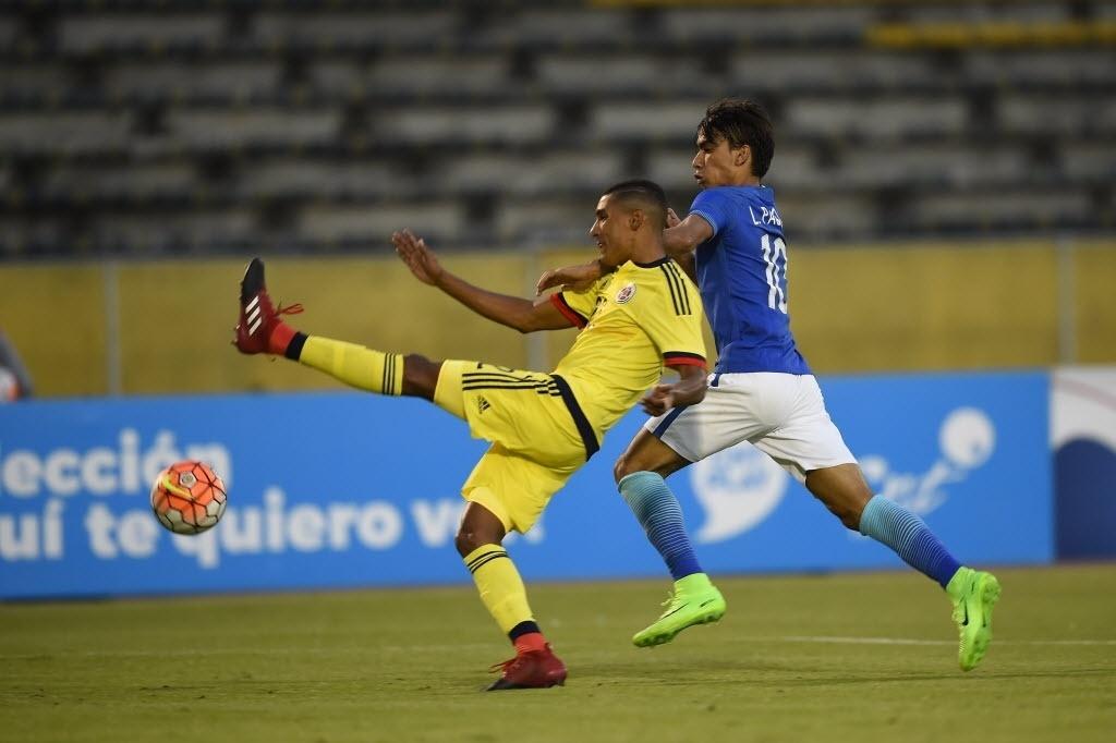 Lucas Paquetá disputa no Sul-Americano Sub-20, pelo Brasil