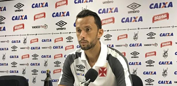 Nenê pediu mais uma vez a rescisão de contrato com o Vasco
