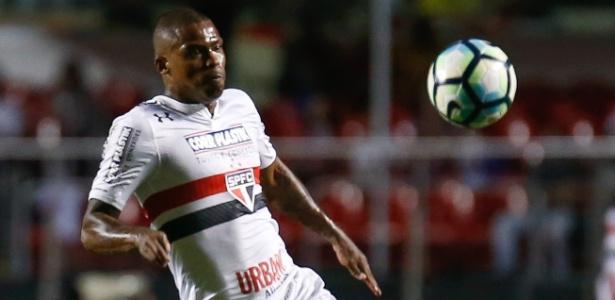 Maicosuel atuou 45 minutos na estreia pelo São Paulo e não jogou mais