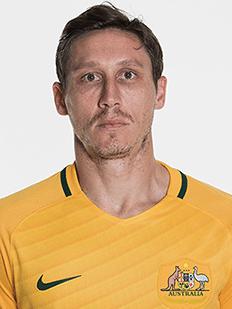 Mark Milligan, meia da Austrália