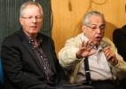 Guerra x paz: antagonismo marca ano eleitoral de Vasco e Botafogo - Rafael Wallace / Alerj