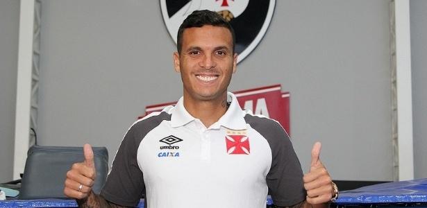 Ramon deixou saudade após deixar Vasco em 2011 e lesão grave preocupa clube - Paulo Fernandes / Site oficial do Vasco