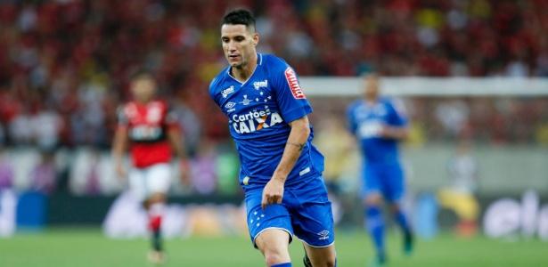 Thiago Neves é o principal nome do Cruzeiro na partida de volta da final da Copa do Brasil