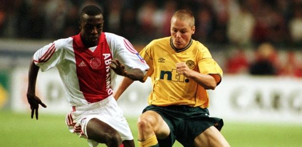 Yakubu Abubakari defendeu a seleção de Gana na Copa do Mundo de 2006