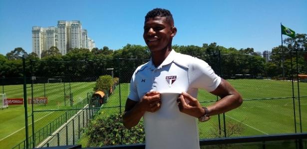 Arboleda indica jogador equatoriano ao SP, mas clube não se empolga