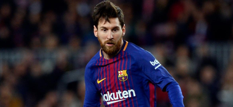 Lionel Messi em menos jogos do Barça? Pelo menos este é o desejo da AFA - Josep Lago/AFP