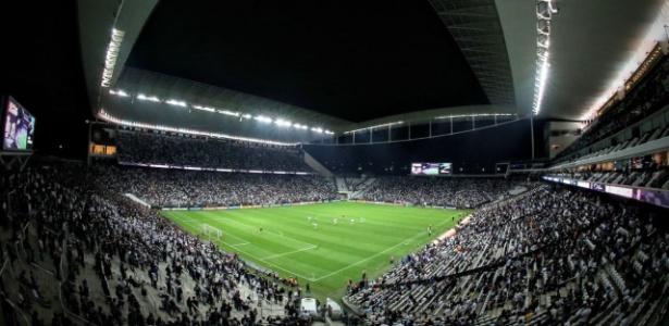 Pouco mais de 34 mil torcedores assistiram ao duelo Corinthians e Indepoendiente