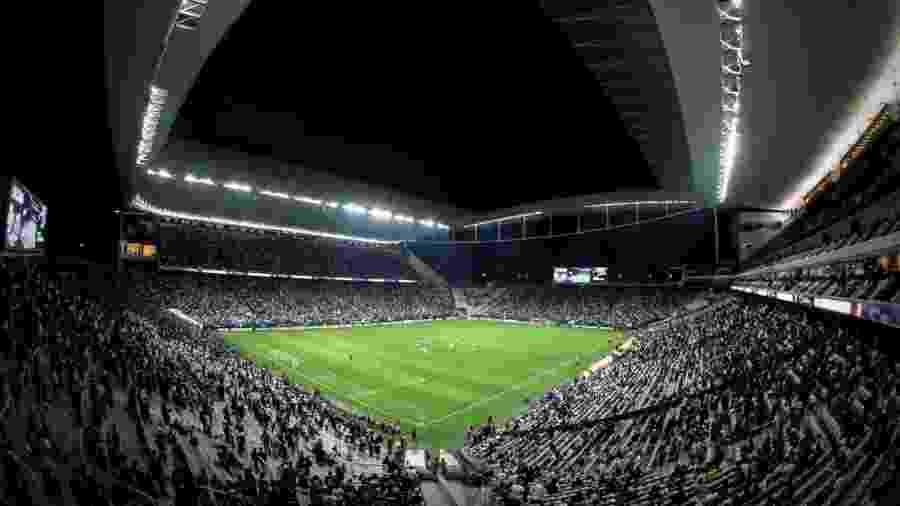 Foram vendidos 18 mil ingressos de forma antecipada para o jogo desta quarta-feira - Rodrigo Coca/Agência Corinthians