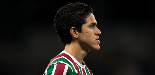 e8234269db932 Pedro será o próximo brasileiro no Real Madrid  Clube espanhol está de olho  Imagem  Pedro Vale AGIF