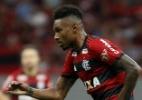 Maior contratação do Fla, Vitinho vira garçom e dá sinal de vida - Divulgação/Flamengo