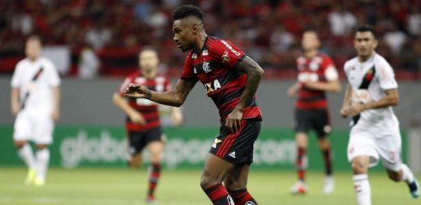 """""""Tenho certeza que neste final de temporada tenho correspondido muito bem"""", diz - Divulgação/Flamengo"""