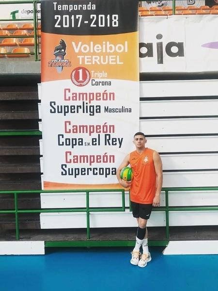Vinicius Noronha sonhava em defender a seleção da Espanha - Reprodução/Twitter