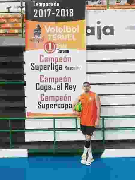 Vôlei  brasileiro que foi achado morto queria ser pai e jogar pela Espanha 24628bff28a9c