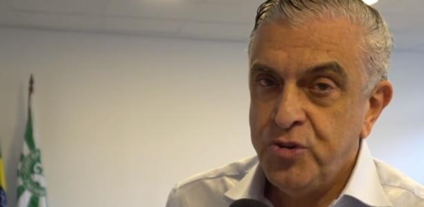 Petraglia sinalizou que Atlético irá assinar contrato de transmissão no PR, mediante negociação com clubes rivais