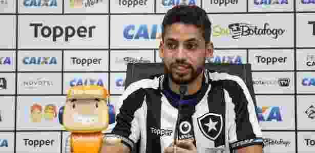@Botafogo/Twitter