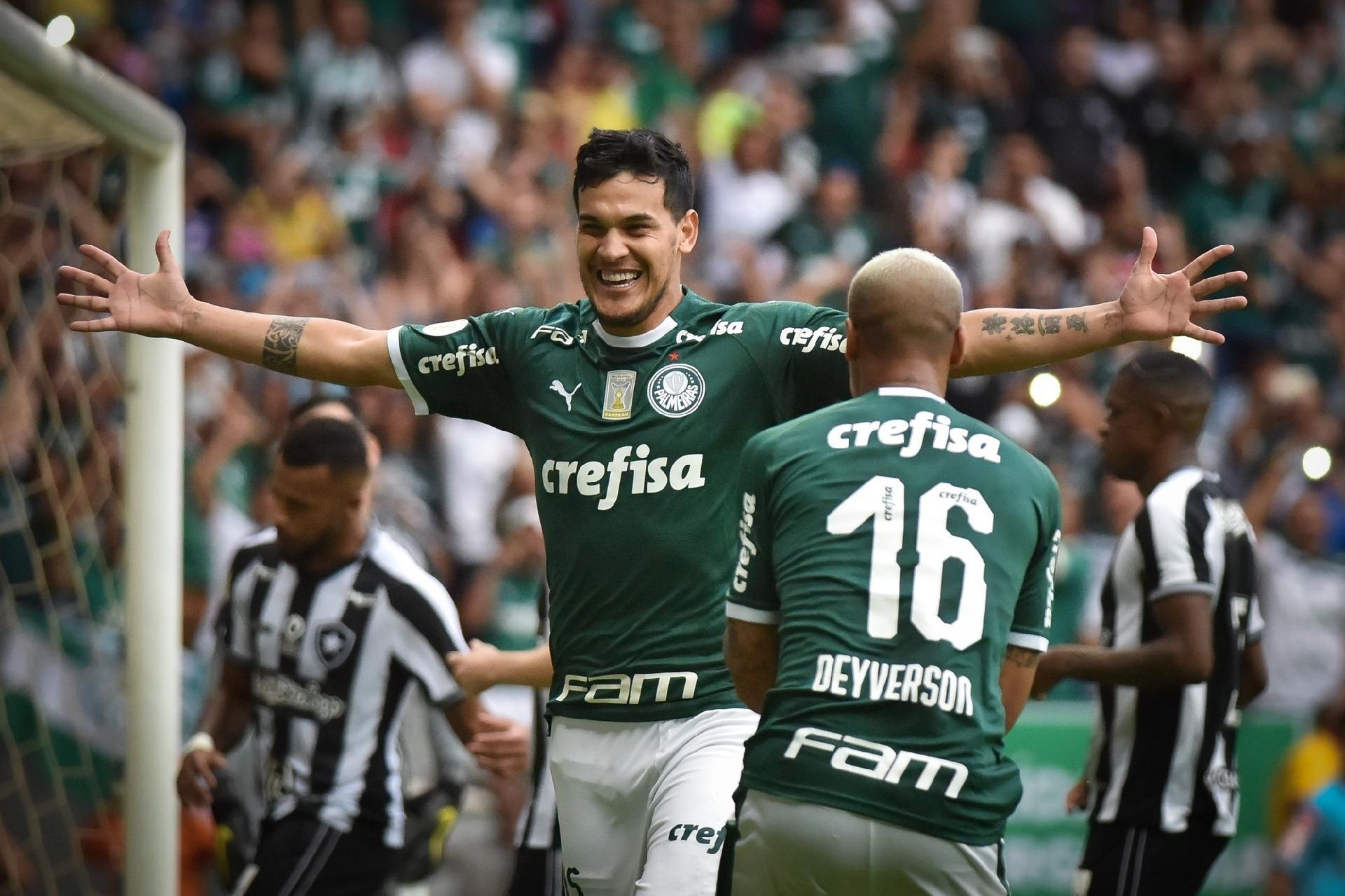 c4cc4026d9 Palmeiras visita Chapecoense com liderança em risco após CBF suspender  pontos