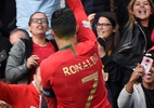 Com 3 de C. Ronaldo, Portugal bate Suíça e vai à final da Liga das Nações - Miguel Riopa/AFP