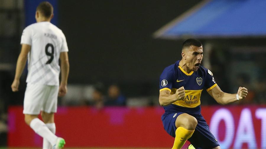 Junior Alonso, que defendeu o Boca Juniors, interessa ao Atlético-MG no mercado da bola - REUTERS/Agustin Marcarian