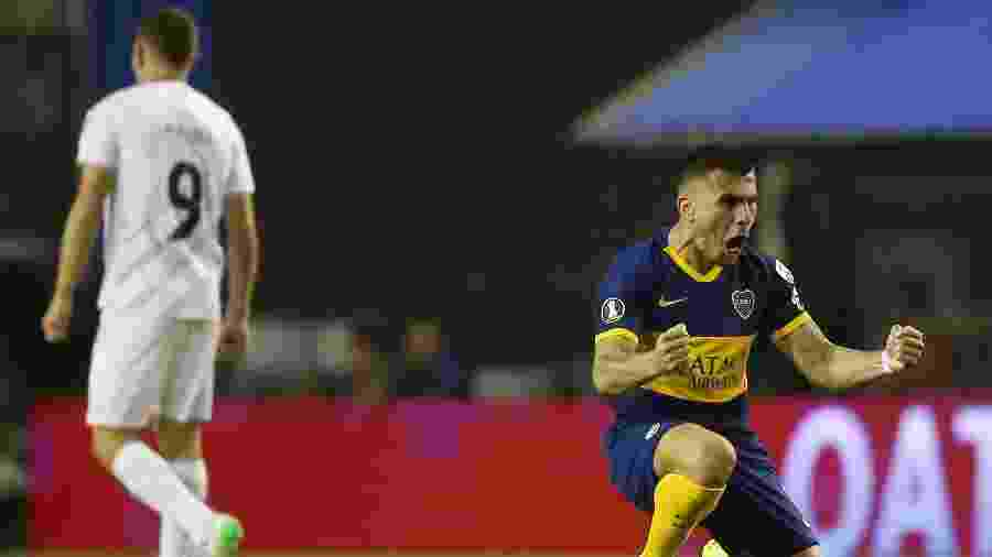 Boca Juniors eliminou o Athletico nas oitavas de final - REUTERS/Agustin Marcarian