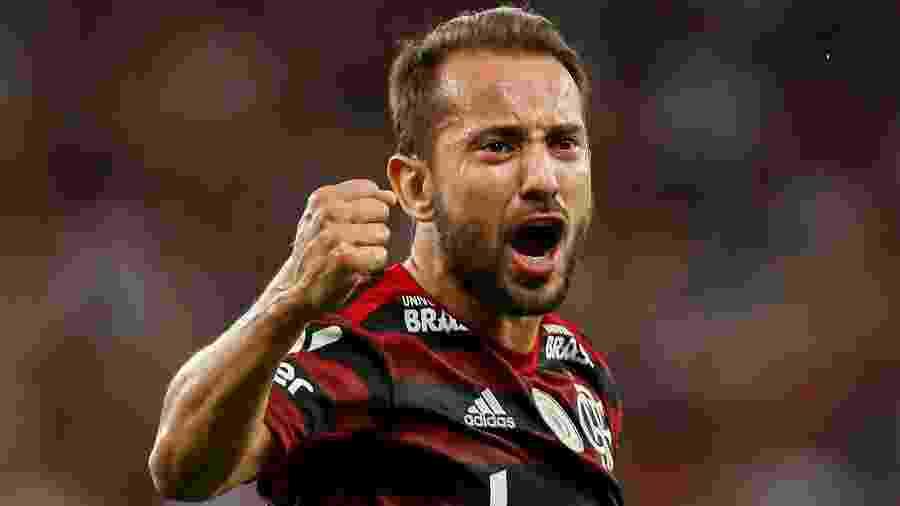 Everton Ribeiro salientou que Flamengo terá uma partida difícil na semifinal - Bruna Prado/Getty Images