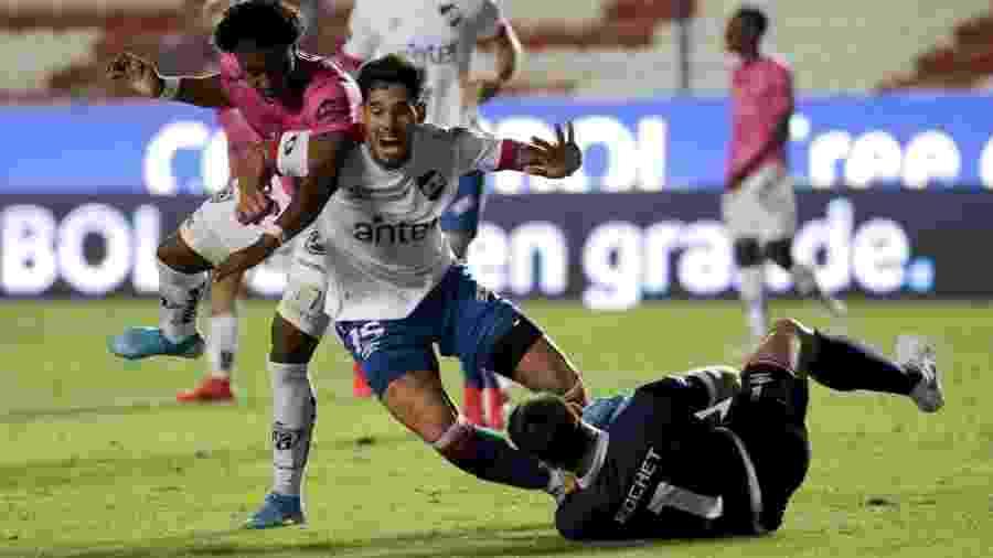 Nacional e Independiente del Valle decidem vaga para as quartas de final da Libertadores - Raul Martinez - Pool/Getty Images