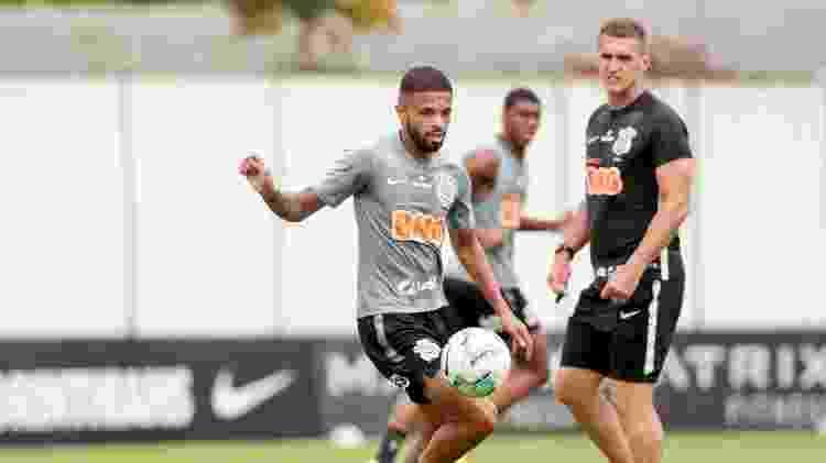 Vitinho - Rodrigo Coca/ Ag. Corinthians  - Rodrigo Coca/ Ag. Corinthians
