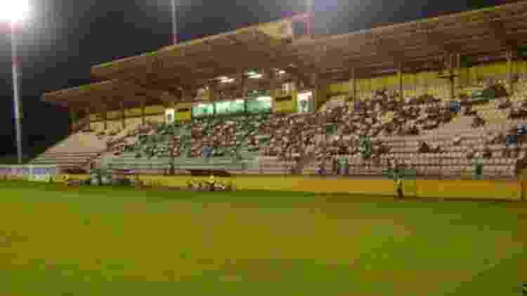 Estádio de Los Larios, casa do Tigres do Brasil - Reprodução / Site Tigres - Reprodução / Site Tigres