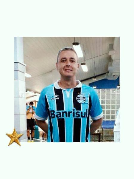 Tiago Nunes é o novo técnico do Grêmio - Instagram
