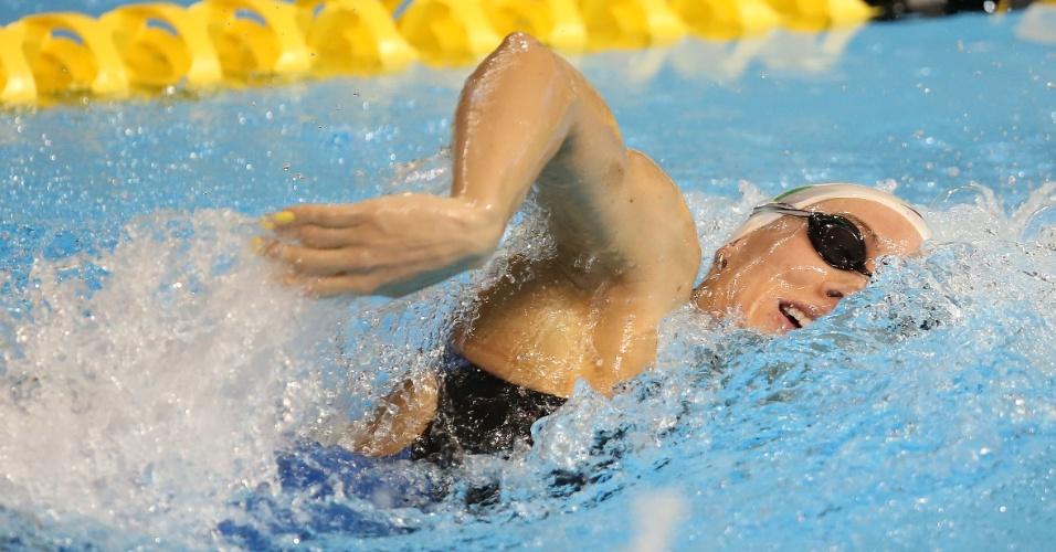 Mauella Lyrio nada classificatória nos Jogos Pan-Americanos de Toronto