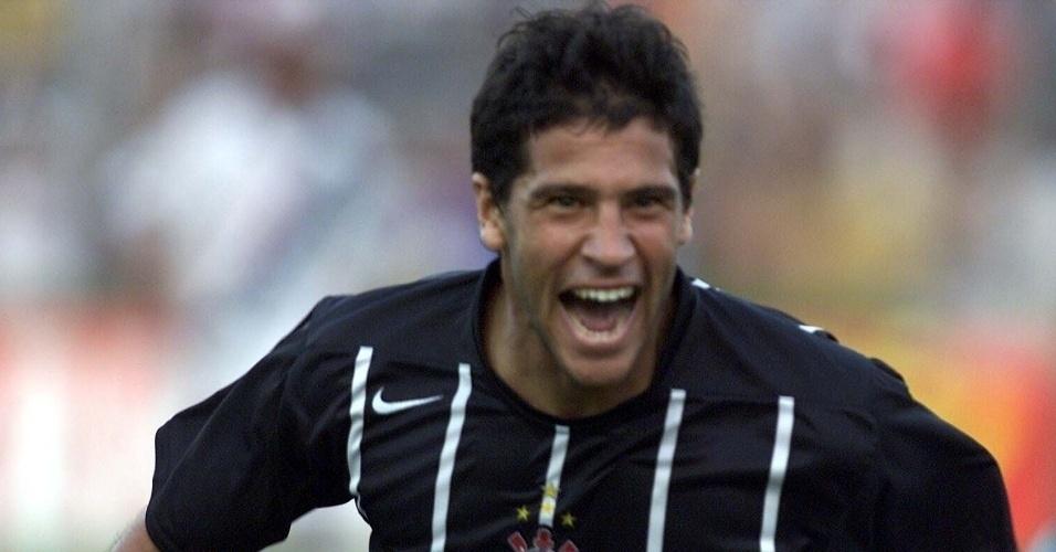 Sebástian Dominguez, ex-zagueiro argentino do Corinthians