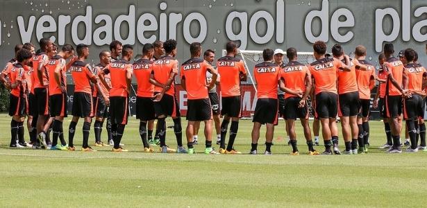 Para estimular disputa por posições no Atlético-MG, Diego Aguirre diz que tem apenas nove titulares definidos