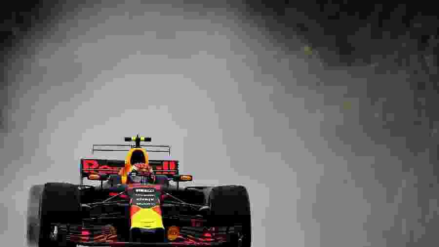 Max Verstappen, da Red Bull, faz 20 anos no domingo do GP da Malásia - Clive Mason/Getty Images