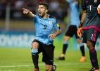 Rádio: Com cisto no joelho, Suárez pode passar por operação - Federico Parra/AFP