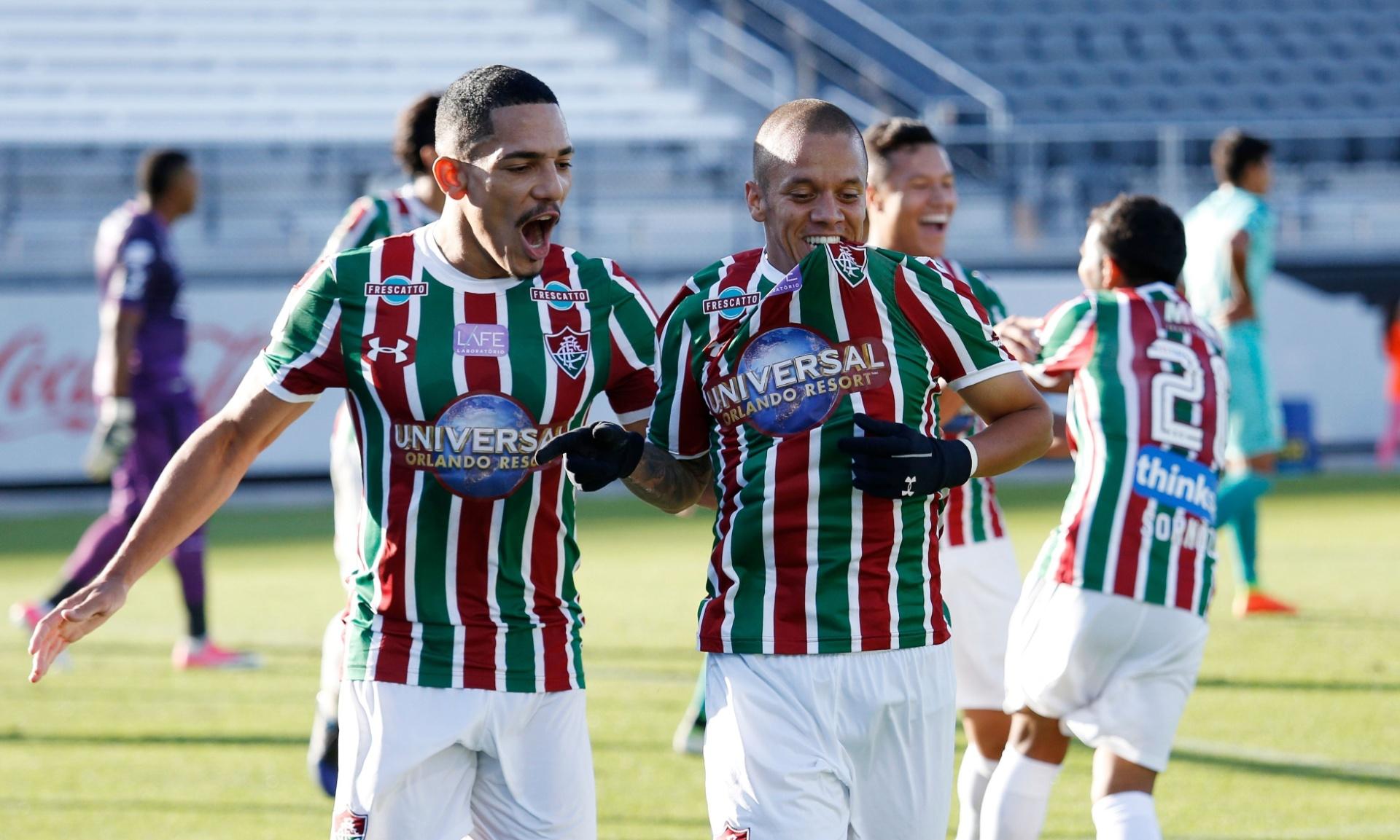 77f46f66e9 Fluminense acerta patrocínio master com empresa do ramo de cartões -  18 01 2018 - UOL Esporte