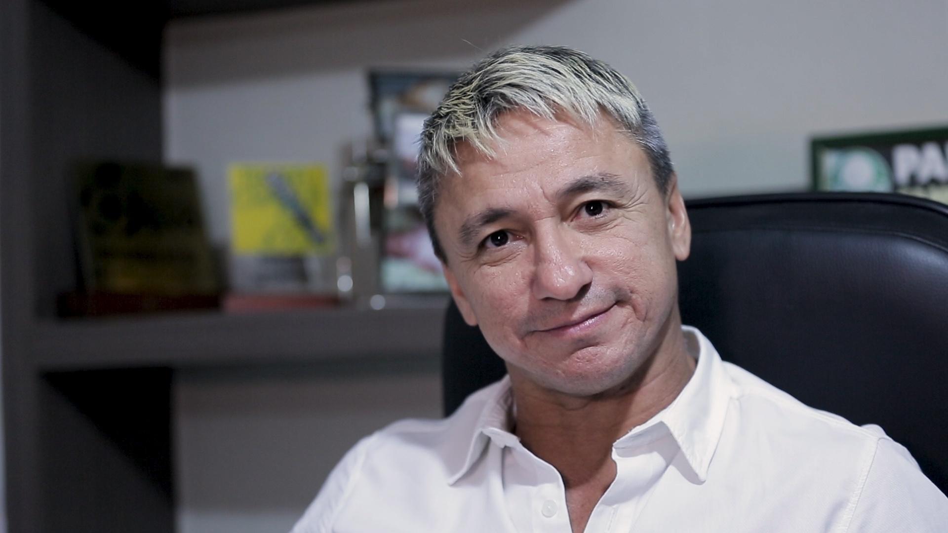 Que falta o Diabo Loiro faz | Paulo Nunes relembra ida para o Corinthians: 'Maior erro da vida'
