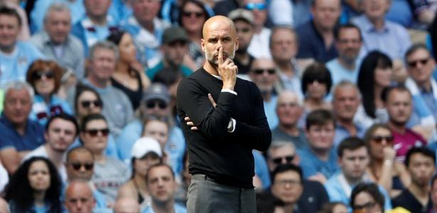 Guardiola assinou novo compromisso com o Manchester City
