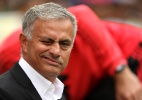 Mourinho é denunciado por palavrões e pode ficar fora de clássico - Dan Istitene/Getty Images