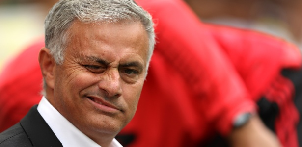 Mourinho já trabalhou como comentarista durante a Copa do Mundo da Rússia - Dan Istitene/Getty Images