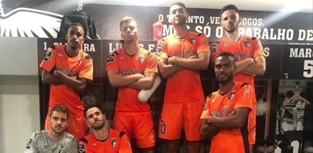 Portimonense tem nove jogadores formados em Cotia em seu elenco atual - @pauloboia26/Instagram