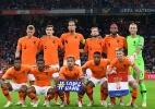 Holanda pode rebaixar Alemanha e provar reconstrução após perder medalhões - EMMANUEL DUNAND / AFP