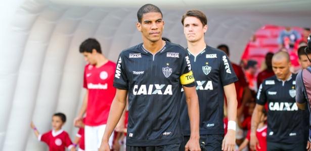 Leonardo Silva, zagueiro do Atlético-MG, renova e depois será diretor do clube - Bruno Cantini/Divulgação/Atlético-MG